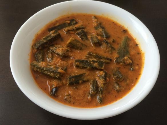 Bhindi Masala Gravy 1