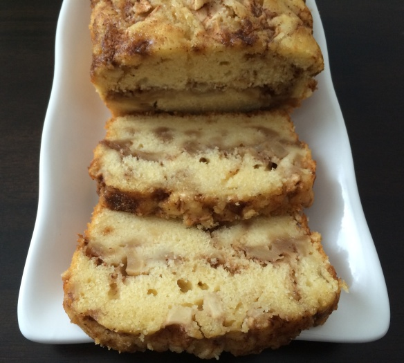 Apple Cinnamon Loaf 1