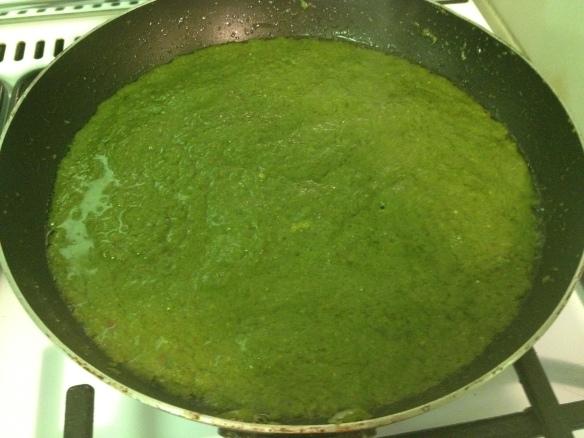 Green Biriyani 1