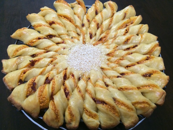 Pull Apart Pizza Bread 5