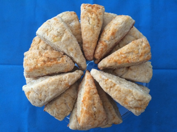Cheddar Parmasan Biscuits