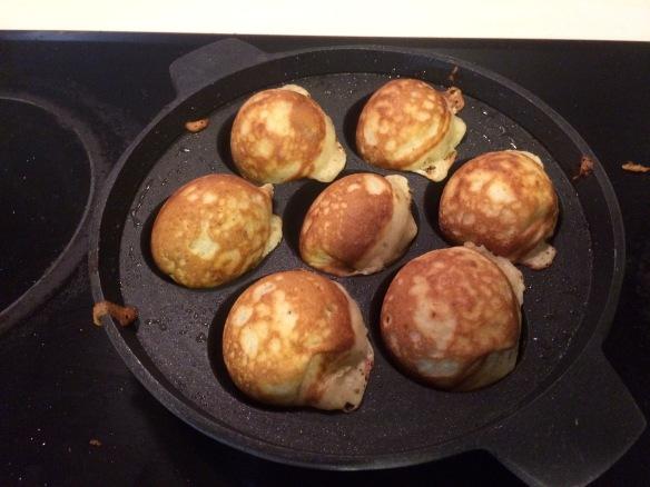 Danish pancake 1