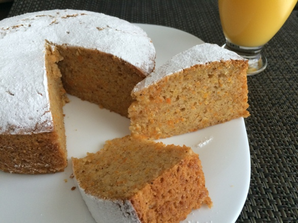 eggless-carrot-cake-with-condensed-milk