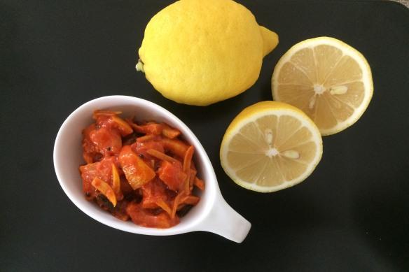 Lemon Pickle 1