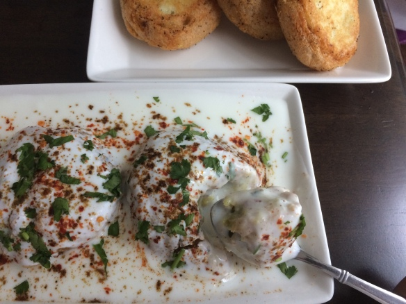 stuffed dahi vada 1